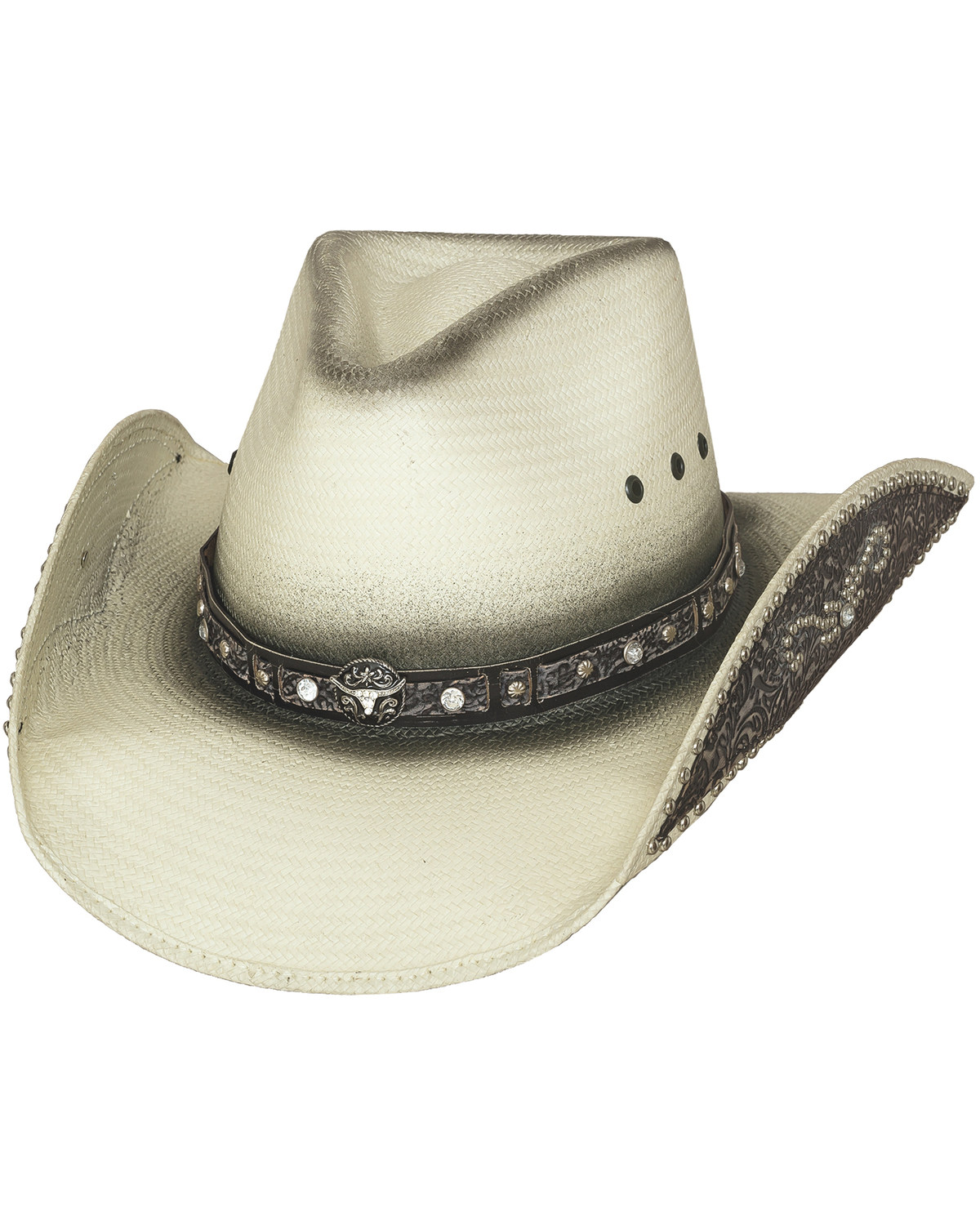 Bullhide Hats Women s Lose My Mind Straw Cowboy Hat  048dd326672