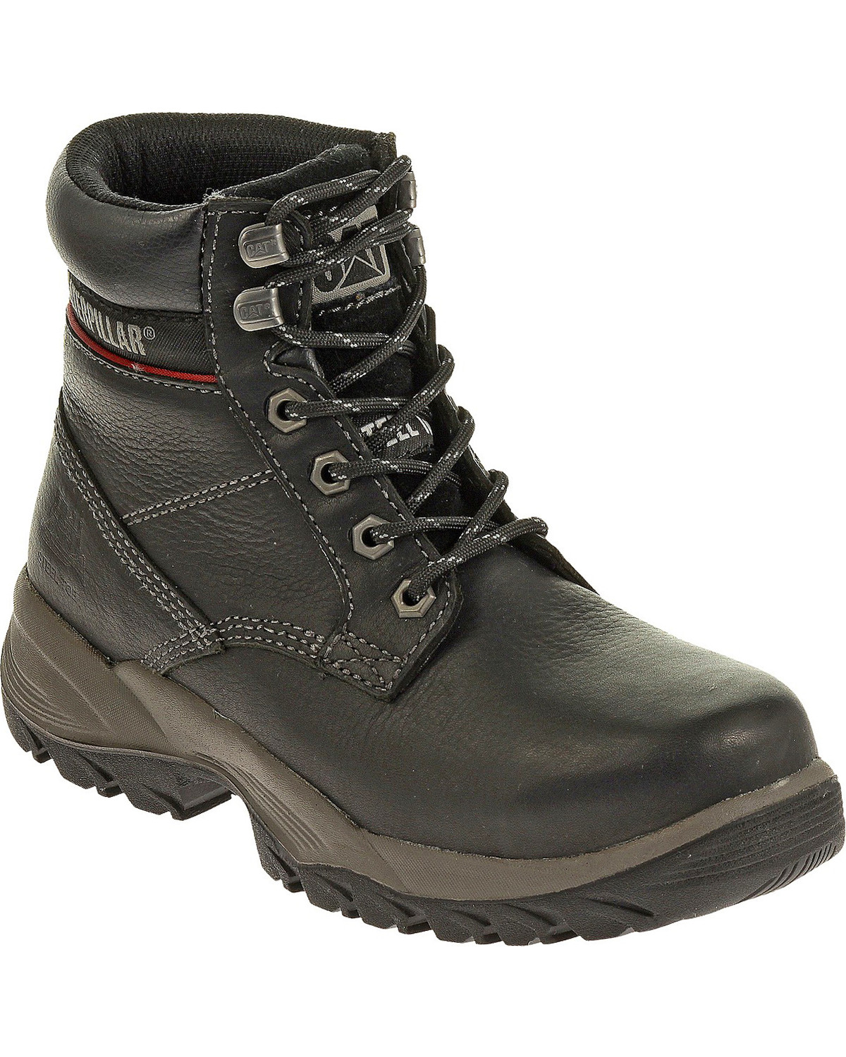 Caterpillar Womens Dryverse 6 Waterproof Work Boots Steel Toe