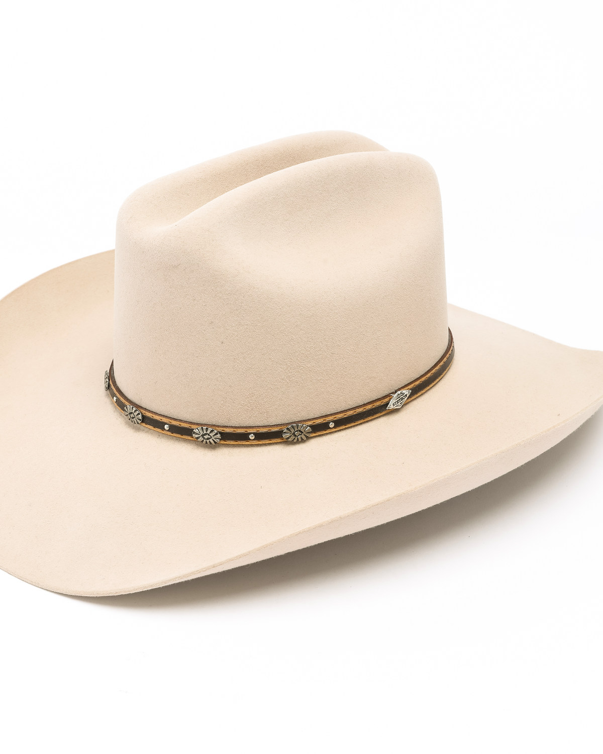 53eff9e9bc59e Stetson Men s Oak Creek 6x Felt Hat