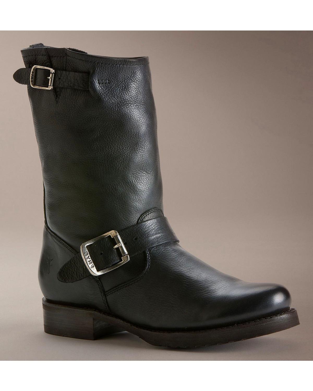d03fa20d6e4 Frye Women's Veronica Shortie Boots - Round Toe