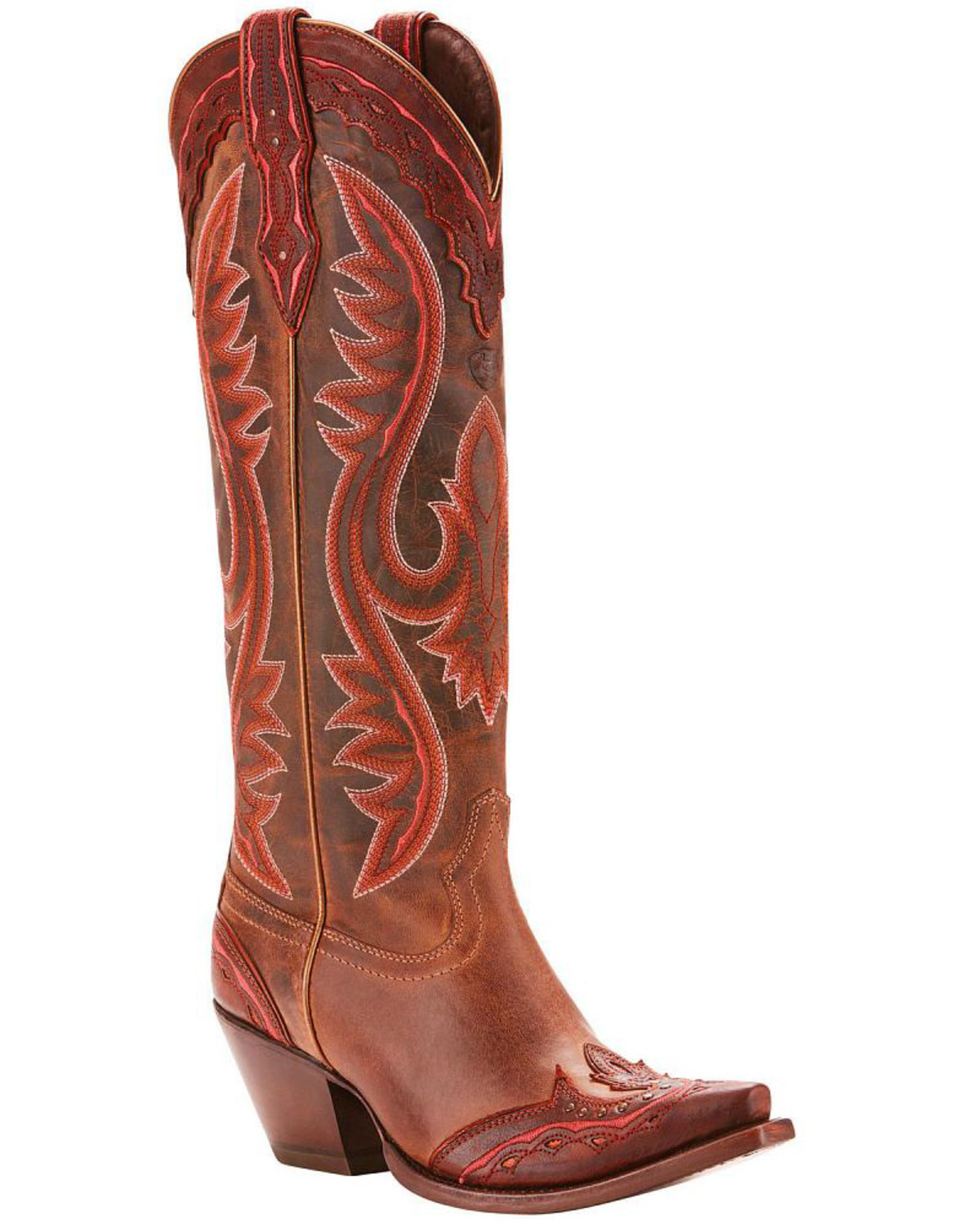 2538265720e Ariat Women s Adelina Tall Cowgirl Boots - Snip Toe