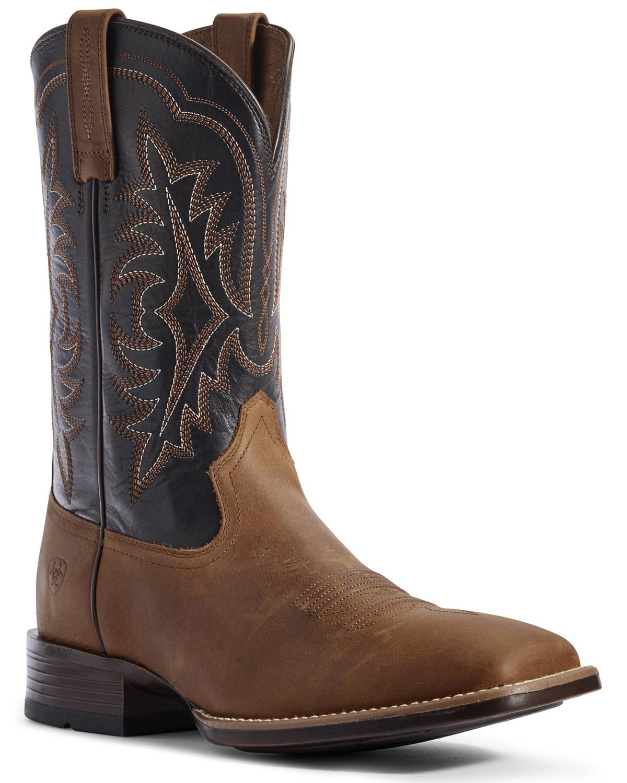 Ariat Men's Ryden Ultra Western Boots