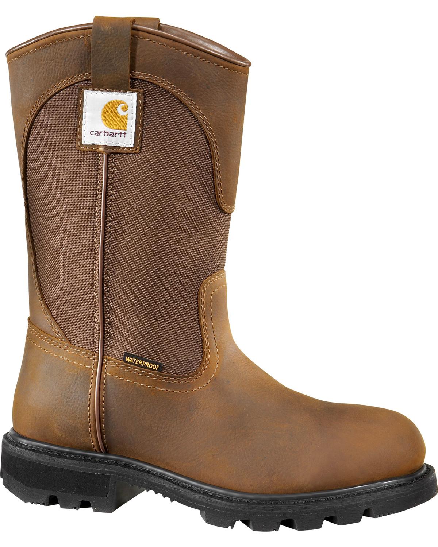 Carhartt Women's Wellington Work Boots