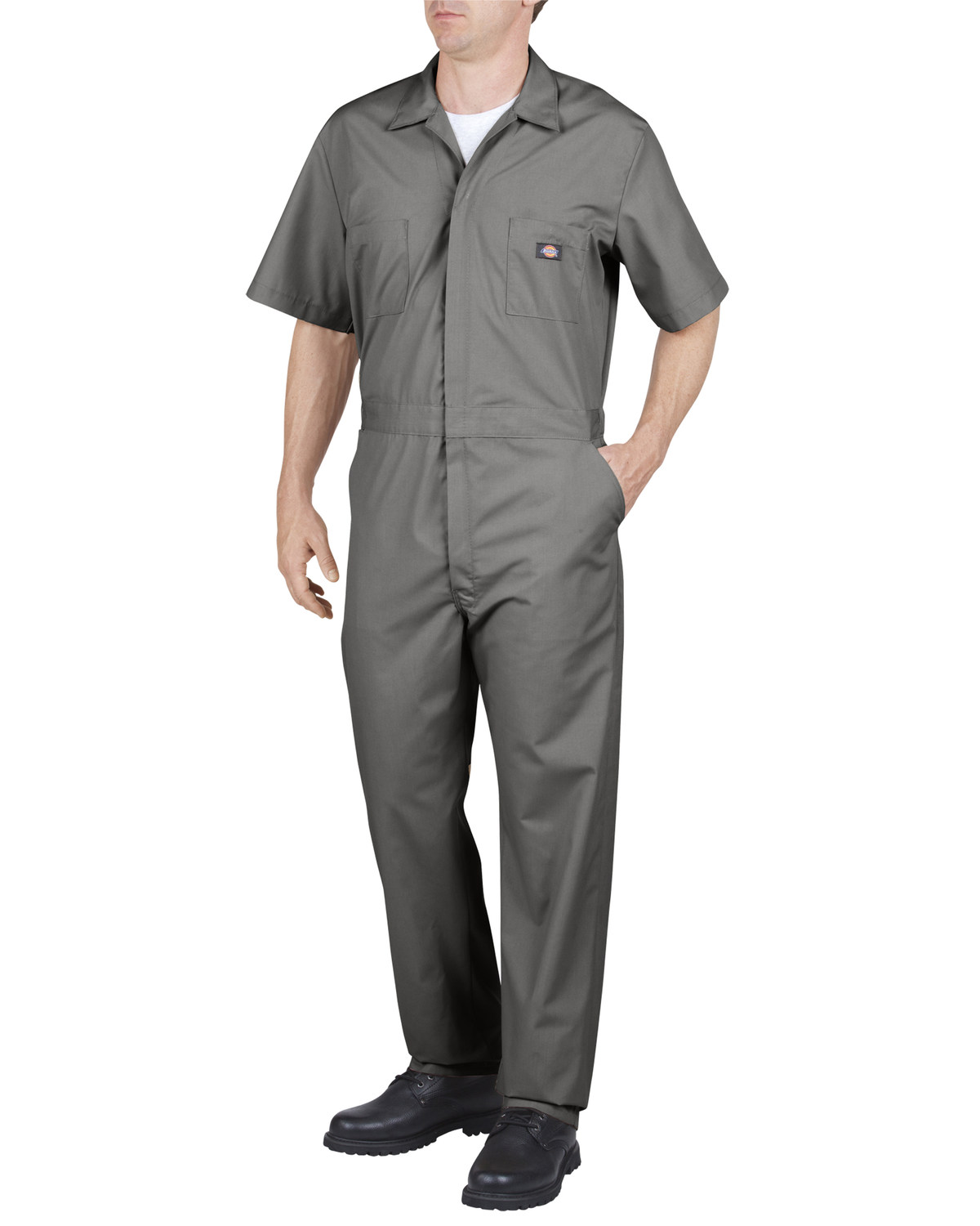 Dickies Short Sleeved Cotton Coverall Overall Various Colours