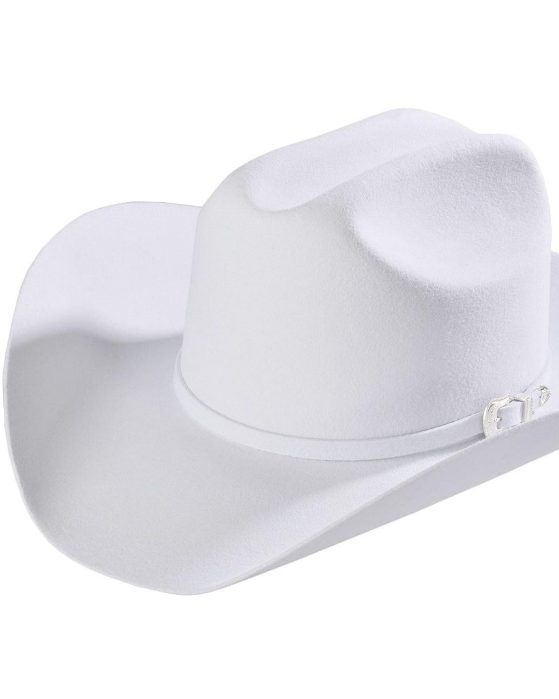 3678d00ae6d Bailey 4X Lightning Wool Felt Cowboy Hat