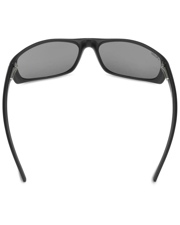 101eff337f Hobie Men s Satin Black Polarized Cabo Sunglasses