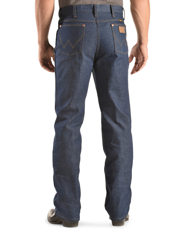 d590262a065 Wrangler 936 Cowboy Cut Rigid Slim Fit Jeans