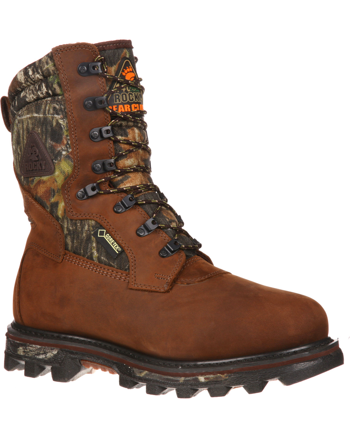 low priced 5ddf0 5a943 Rocky Men's Arctic Bear Claw 3D 10