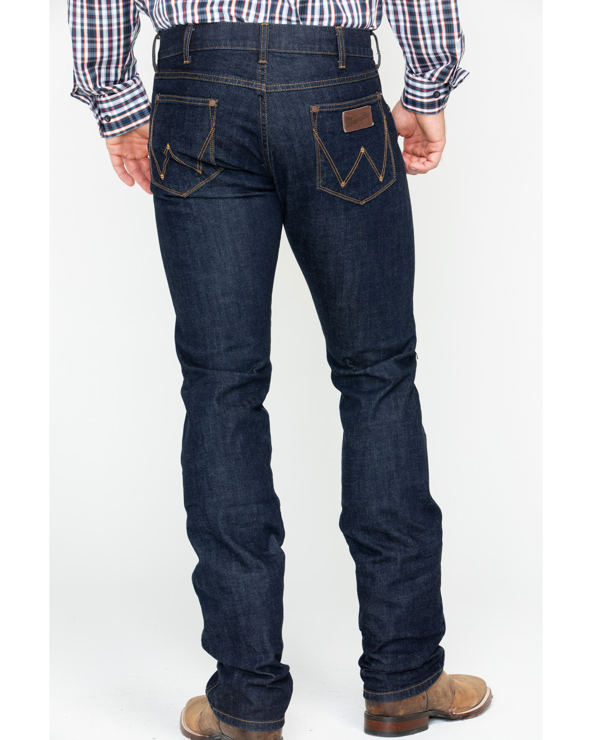 big discount sale hot-selling cheap the cheapest Wrangler Retro Men's Bezar Slim Seat Skinny Jeans