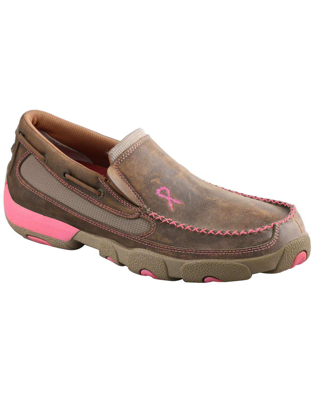 d51a27110f3 Twisted X Women s Slip-On Driving Mocs