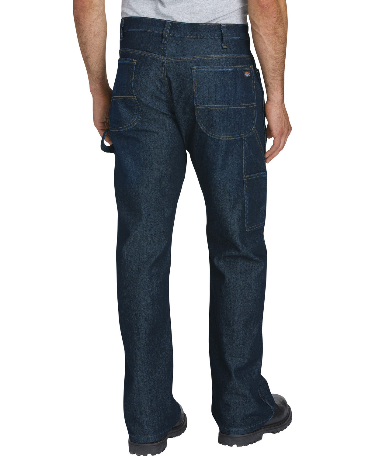 4a4e3f8d Dickies Men's Tough Max Relaxed Fit Carpenter Jeans | Boot Barn