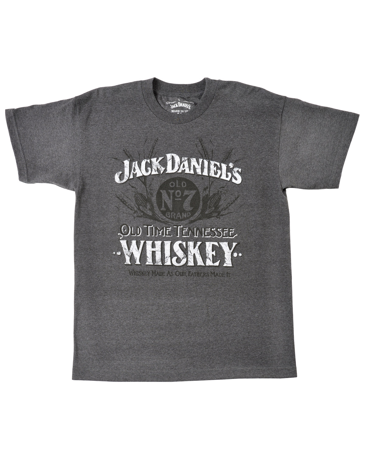 f02624060 Jack Daniel's Men's Corn Mash Tee | Boot Barn
