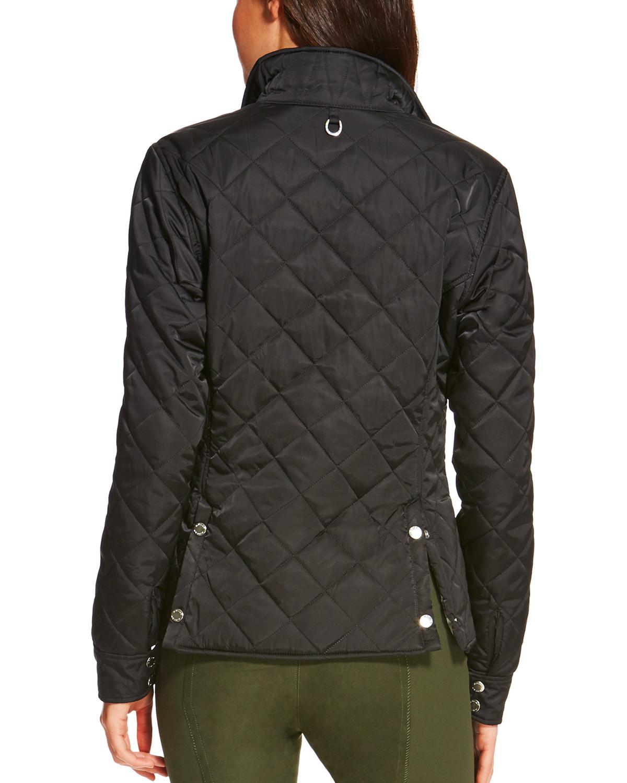 jackets black womens jacket barns ariat front s women barn platinum
