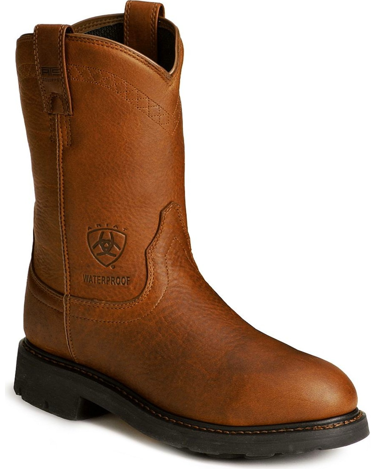 6398411ab77 Ariat Men's Sierra Work Boots
