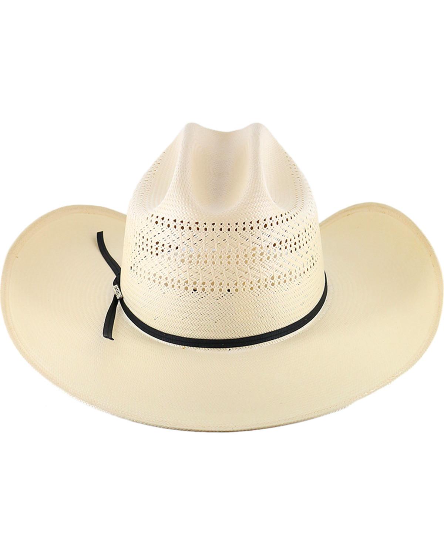 9c33a95bf4d Resistol 20X Chase Straw Cowboy Hat