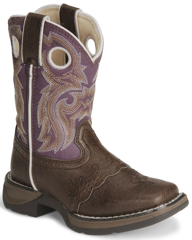 girls boots purple