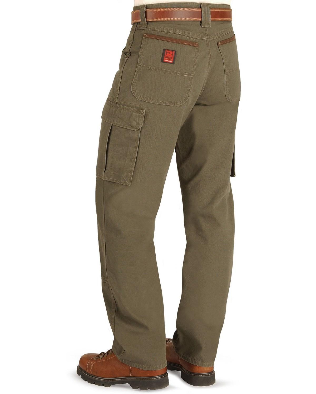 134856a0c58de5 Zoomed Image Wrangler Riggs Workwear Ranger Pants, Loden, hi-res