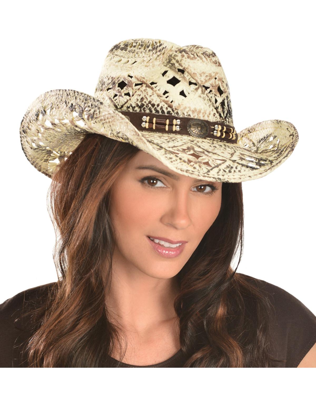 Bullhide Girl Next Door Straw Cowgirl Hat  b74d8bcc173