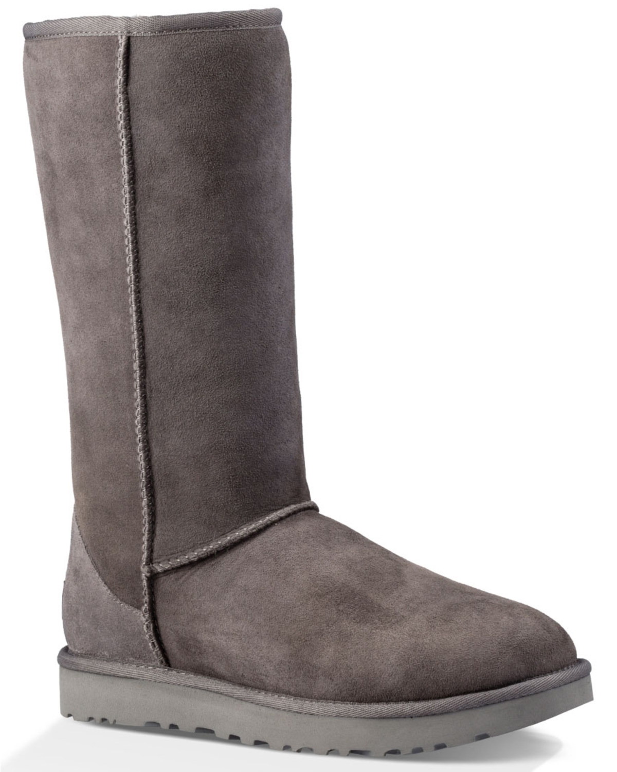 be35229abbb UGG Women's Grey Classic Tall Boots