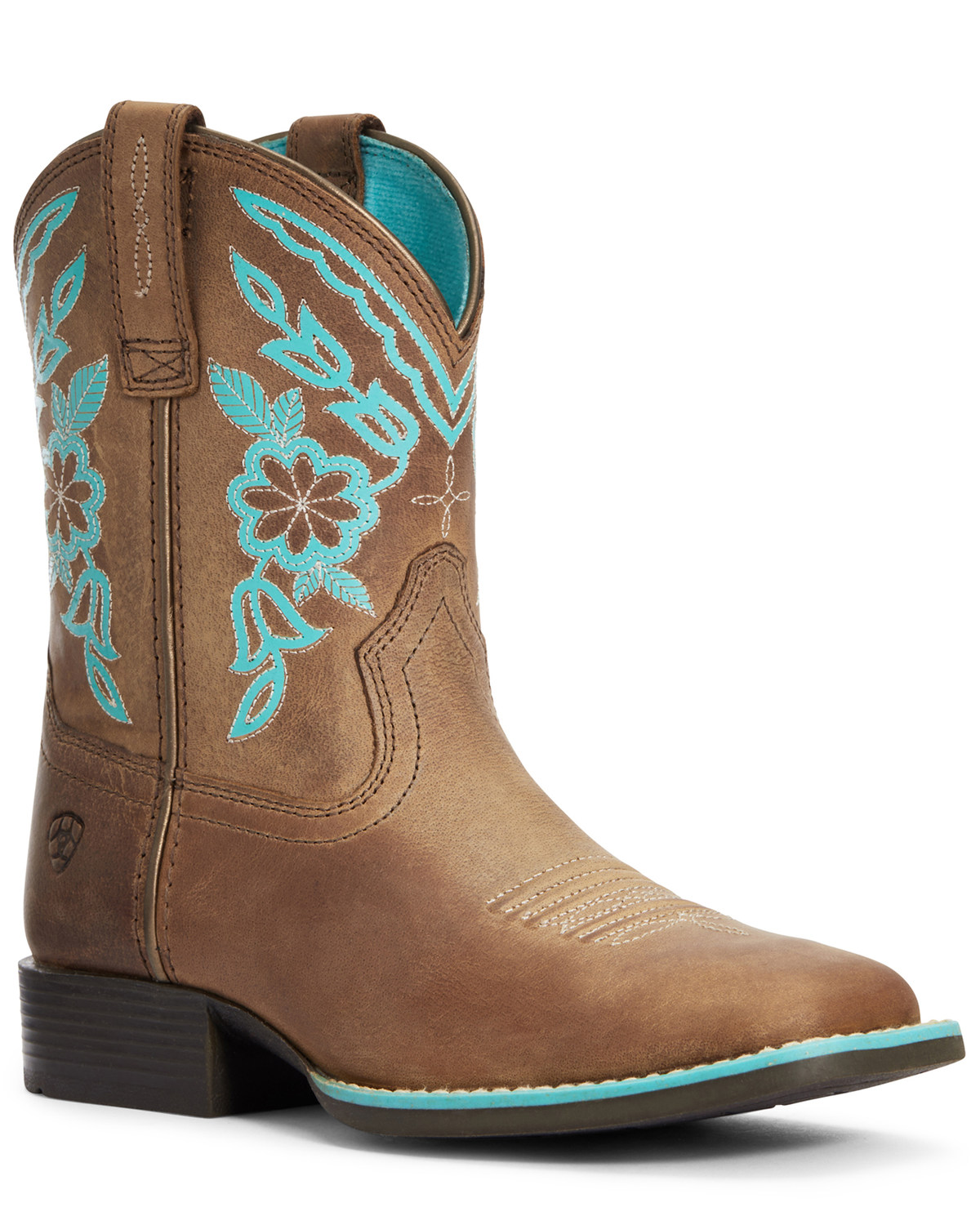 Ariat Girls' Cattle Cate Western Boots