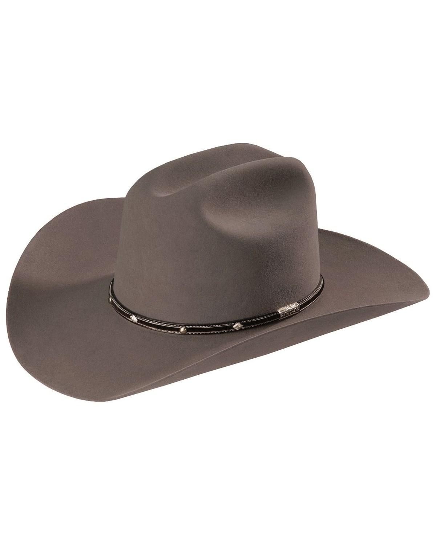 Stetson Angus 4X Fur Felt Hat  be1f3d933cba