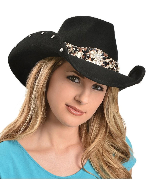00ba043e766c3 Bullhide Women s Euphoria Wool Hat