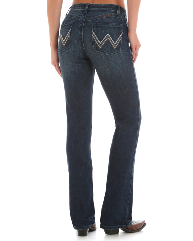 60854be04ed Wrangler Women s Ultimate Riding Q-Baby Jeans