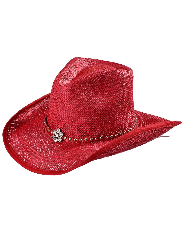 Bullhide All American Straw Cowgirl Hat  0f87e605da4