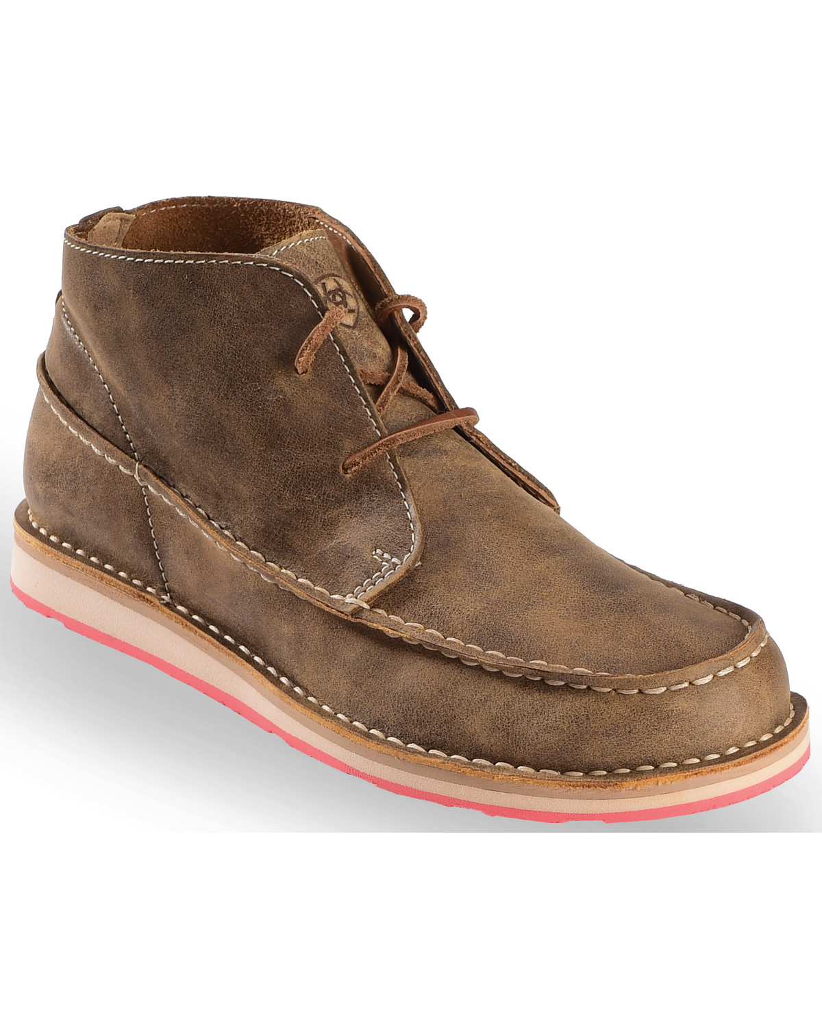 12f7b0def33 Ariat Women s Brown Cruiser Lace-Up Shoes