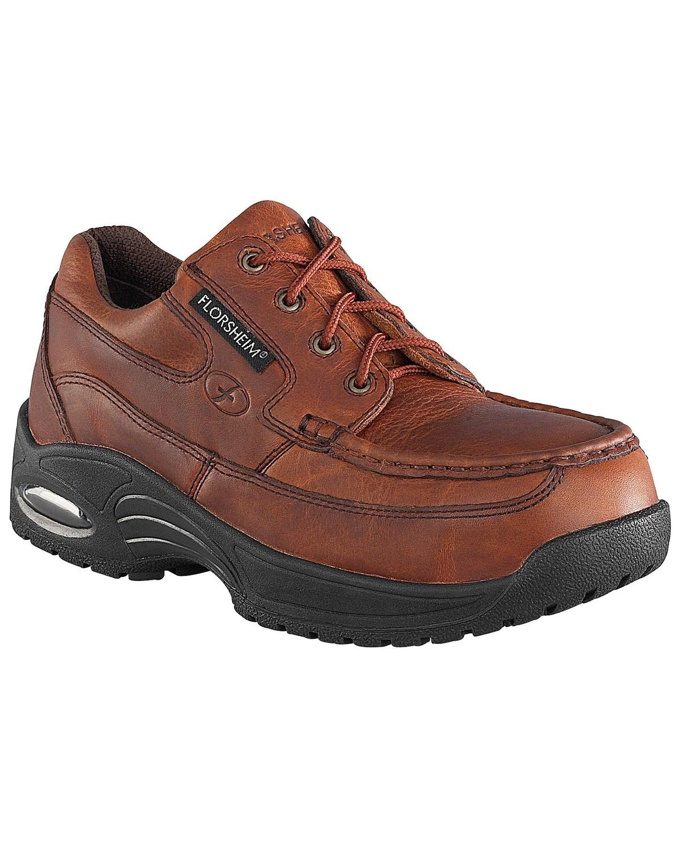 30a2761f3bfd2 Florsheim Men's Polaris Lace-Up Oxford Shoes - Composite Toe