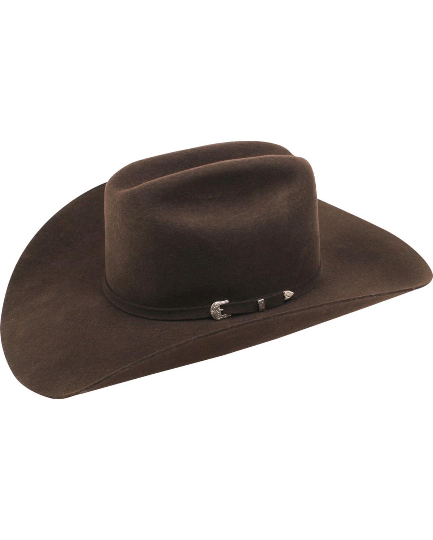 Ariat Men S 3x Wool Felt Cowboy Hat