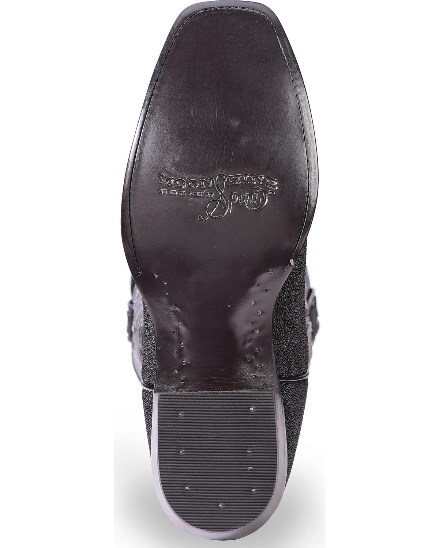 fd778b986 Moonshine Spirit Men s Stingray Exotic Boots - Square Toe