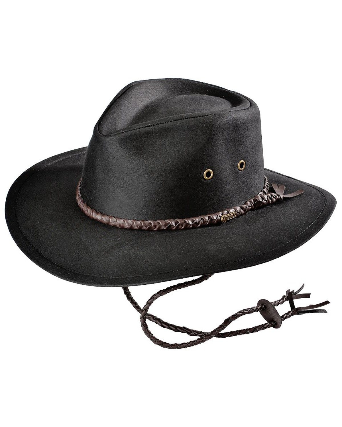 Outback Trading Co. Grizzly Oilskin Hat  cd73470def7