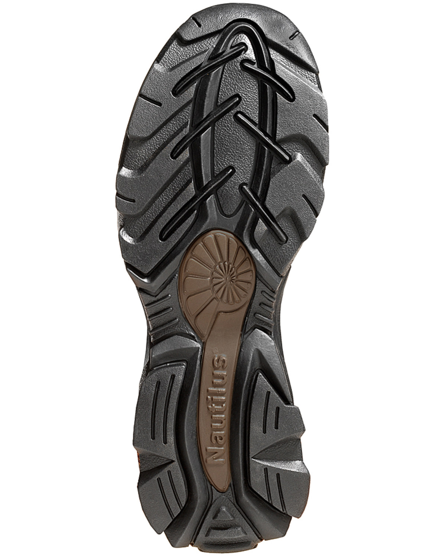 828552637eb Nautilus Men s Composite Safety Toe ESD Athletic Work Shoes