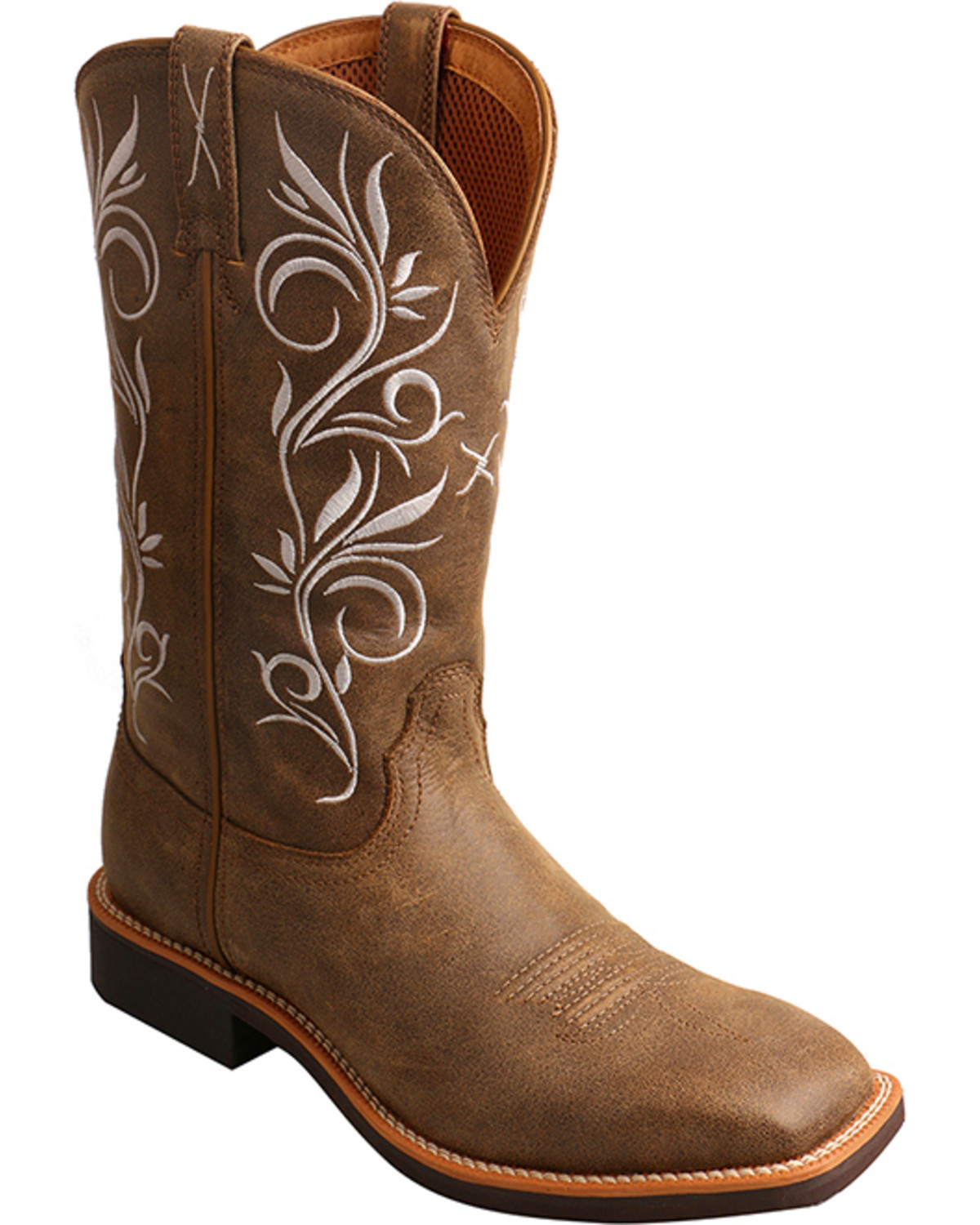 Twisted X Women's Top Hand Boot Square Toe