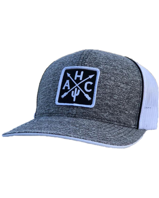 Armadillo Hat Co. Men s AHC Patch Baseball Cap  411e0a0cc6c0