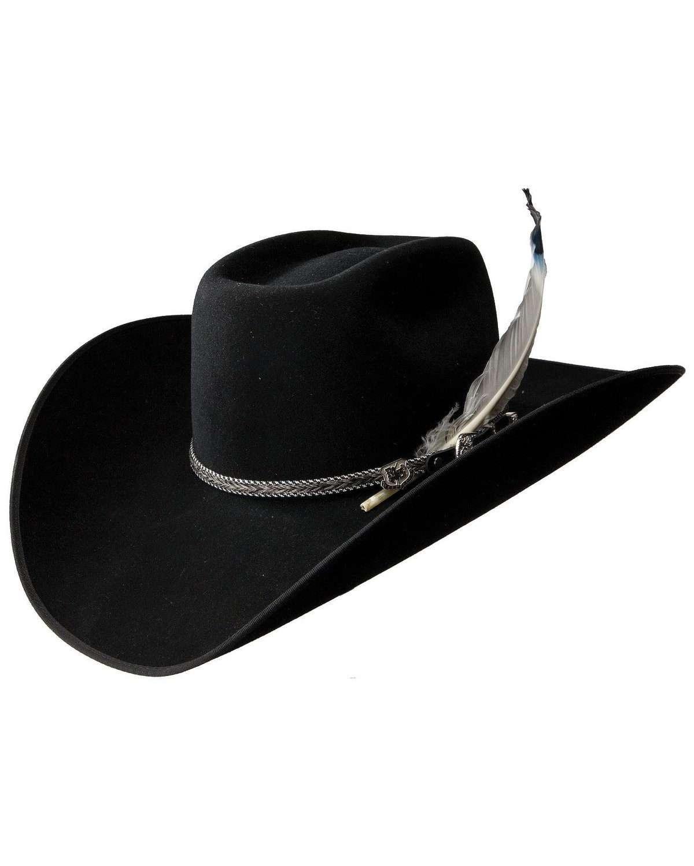 61cb12670dc5f Resistol Bull Bash B 3X Wool Hat