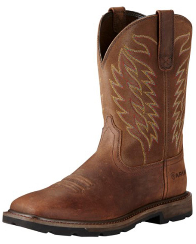 ariat groundbreaker work boots review