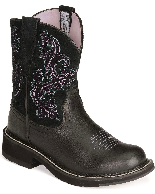 242130fe7e134 Ariat Women's Fatbaby II Western Boots