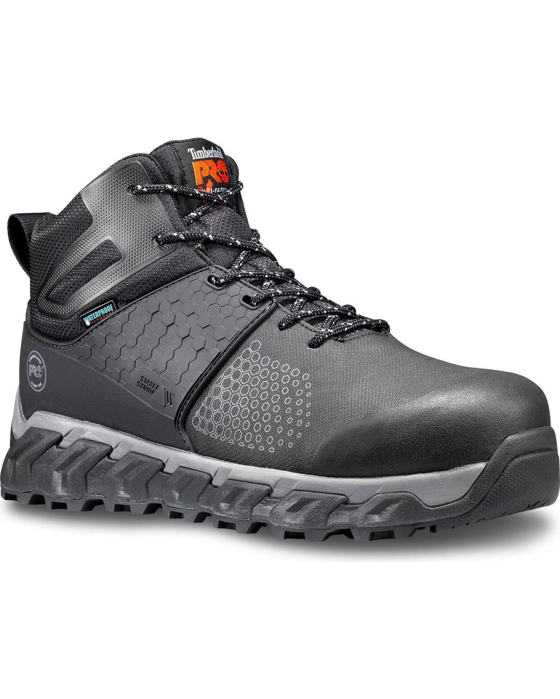Timberland Pro Men s Ridgework Anti-Fatigue Work Boots - Comp Toe ... 1081c315b