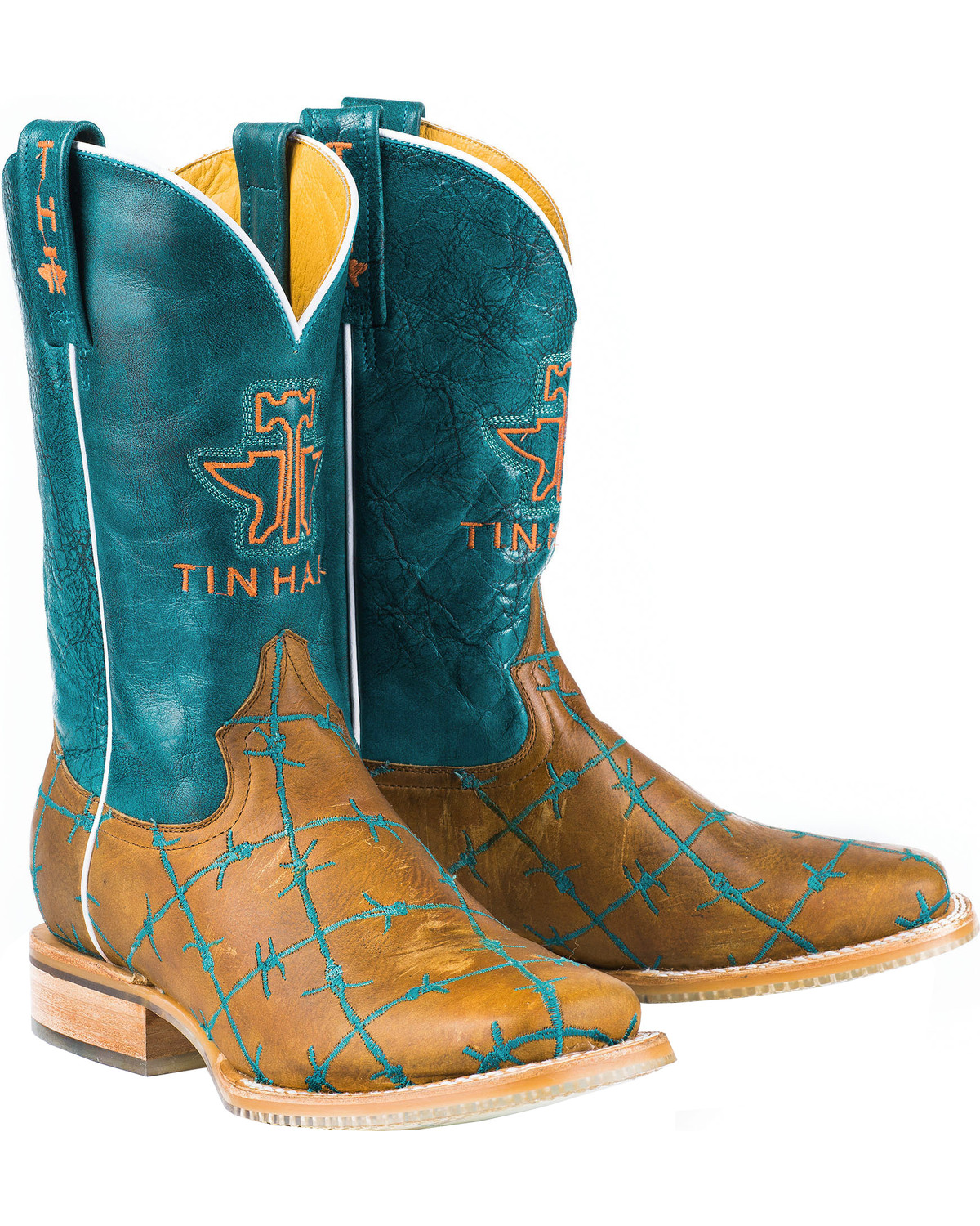 Tin Haul Women S Barb D Wire Western Boots Boot Barn