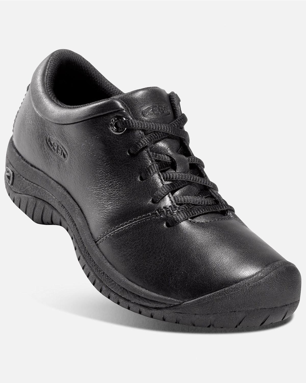 Keen Women s PTC Oxford Work Shoes - Round Toe  4eed76e981