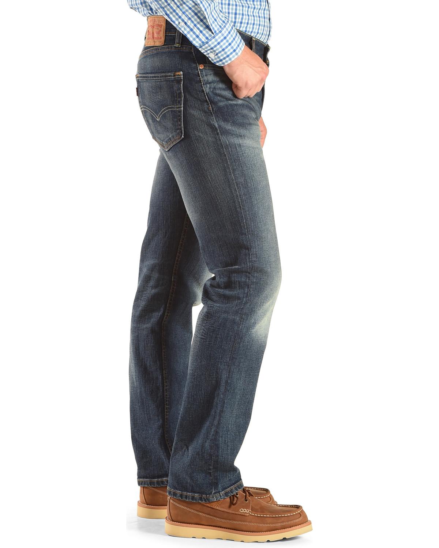 0277e96e07 Levi s Men s Birdman 514 Straight Fit Jeans - Straight Leg
