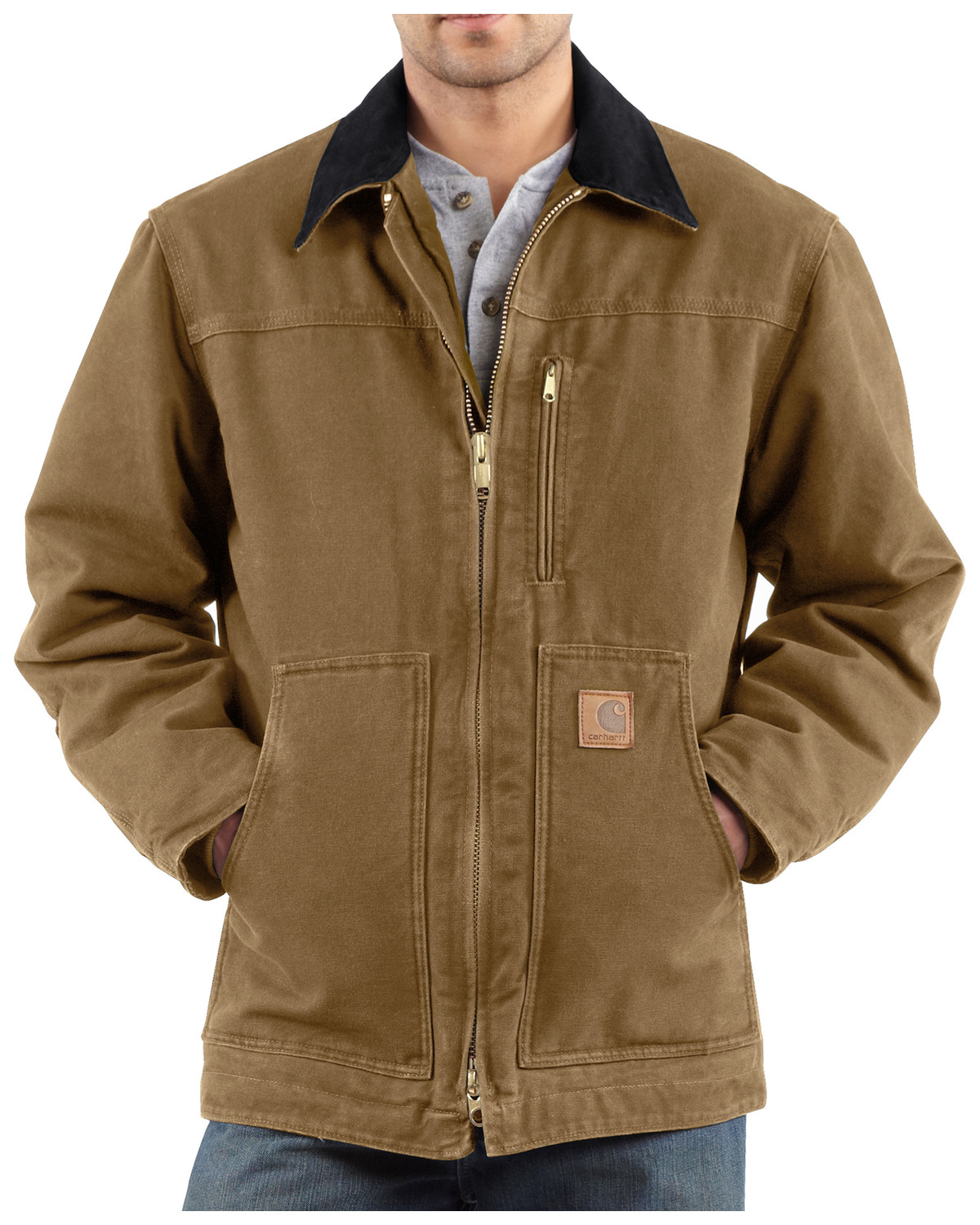 Carhartt Sandstone Ridge Work Coat | Boot Barn