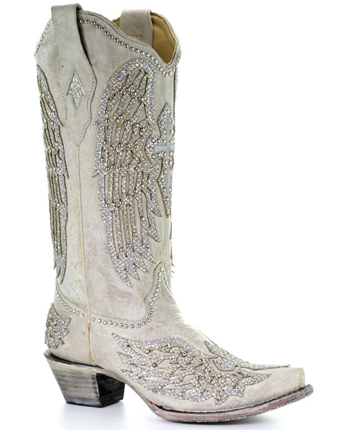 corral booties womens