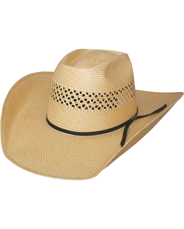 Bullhide Hats Bunny Magnet Straw Cowboy Hat  afe0c0de180a