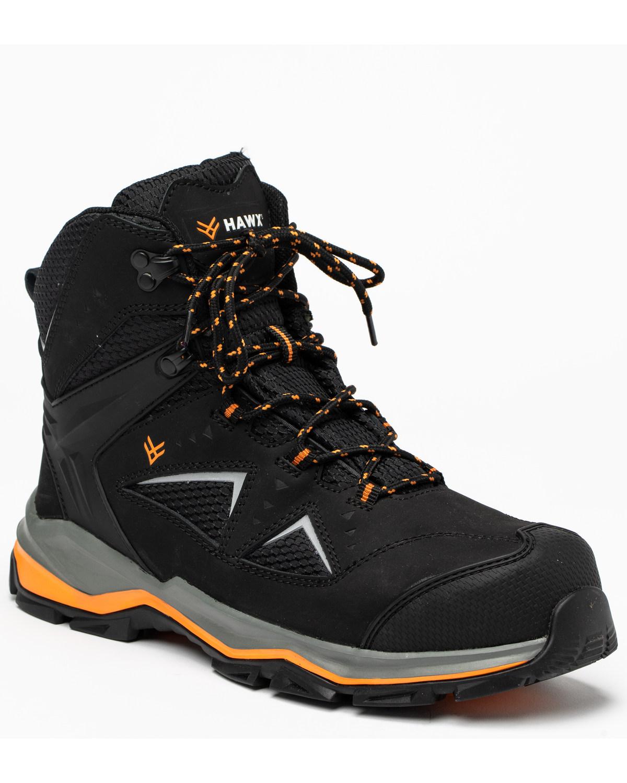 Hawx Men's Athletic Hiker Boots