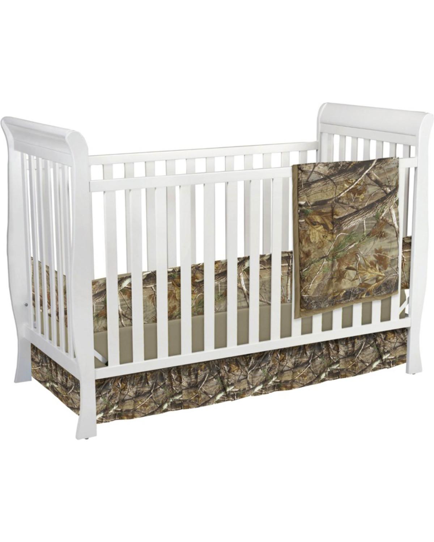 Carstens Realtree Ap Camo Crib Set 3 Piece Boot Barn