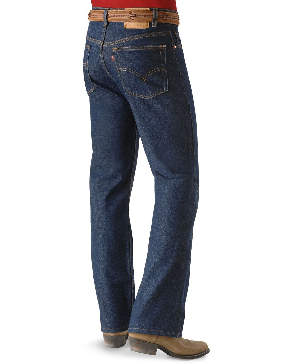 a79689e38cf Zoomed Image Levi's Men's 517 Boot Cut Jeans - 44