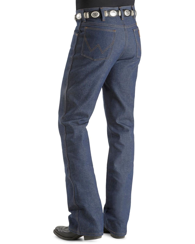 1e9b2c3c Zoomed Image Wrangler 945 Cowboy Cut Rigid Regular Fit Jeans, Indigo, hi-res